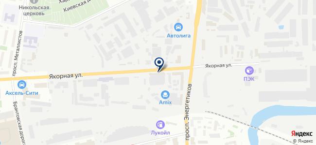 СоюзСтрой, ООО на карте