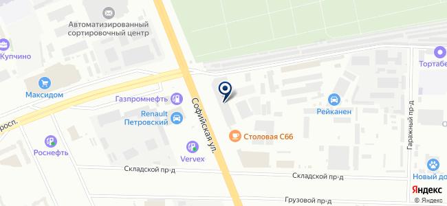04кВ, ООО на карте