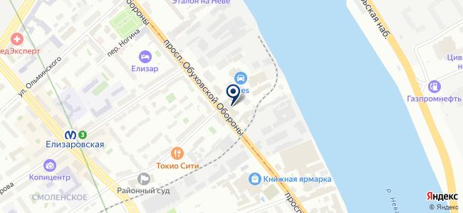 ЛПС, ООО на карте
