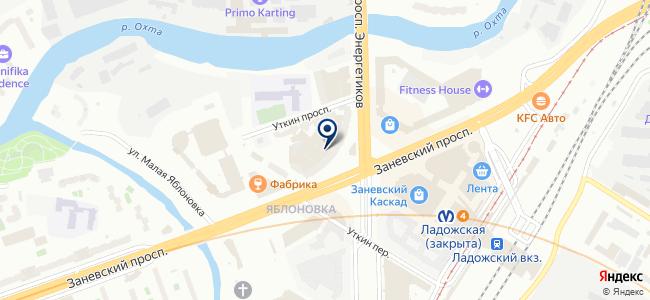 Магазин подержанных инструментов на Уткином проспекте, 13 к5 на карте