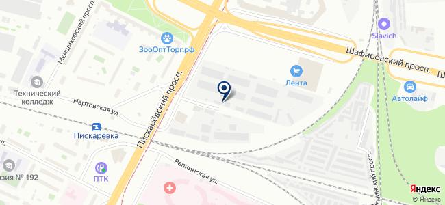 Сталь-Электрон, ООО на карте