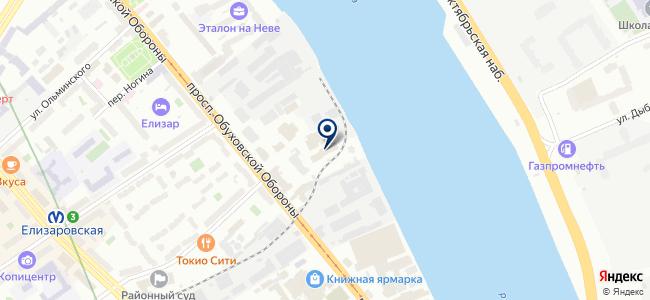 Иколайн, ООО на карте