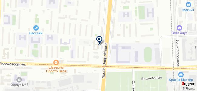 Магазин электротоваров на проспекте Энергетиков, 26 на карте