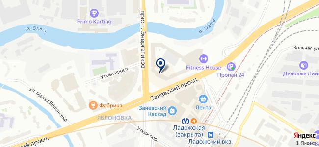 Представитель, ООО на карте