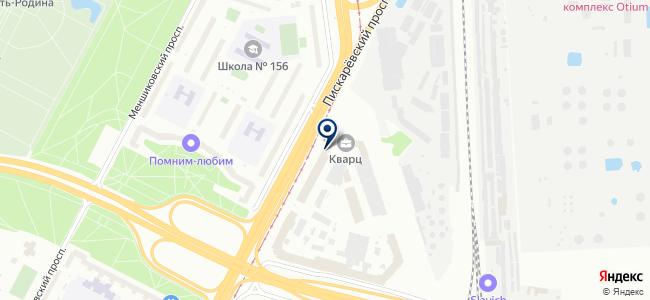 Электротехническая группа, ООО на карте