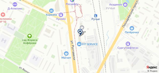 ОптикСтройКопмлект на карте
