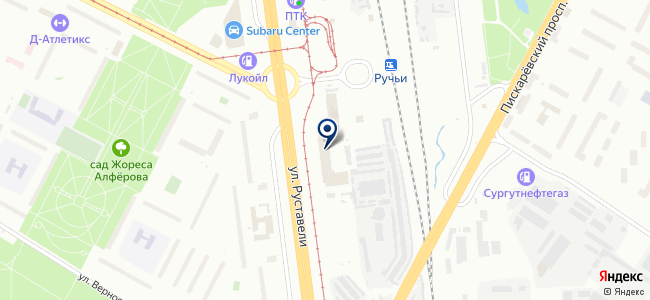 ТЕСЛА ИНЖЕНЕРИНГ на карте