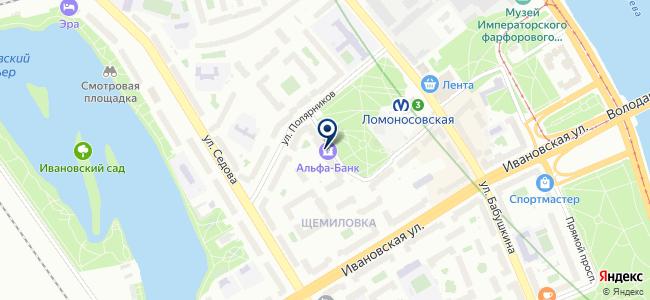 Титанн на карте