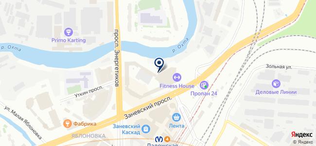 Электроматериалы на карте