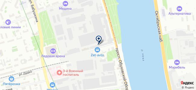 ТЕРМА-ЭНЕРГО, ООО на карте