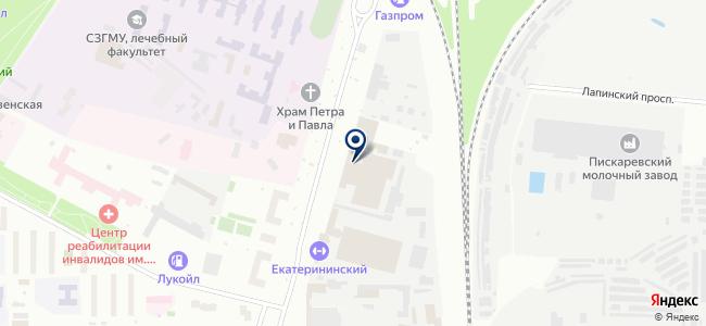 ГольфЛаборатория на карте