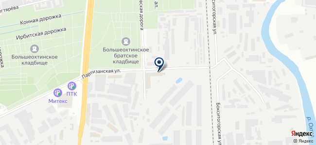 Невис-Маммут, ООО на карте