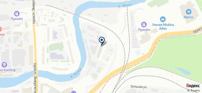 Лайнис, ЗАО на карте