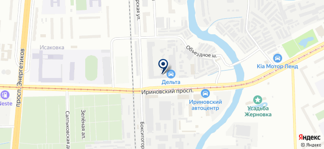 Политрейд на карте