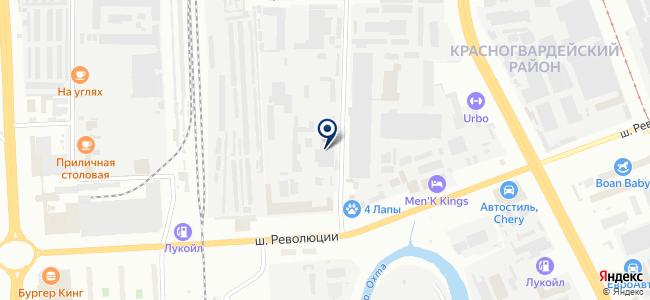 ВП-МИГ СЕРВИС, ООО на карте