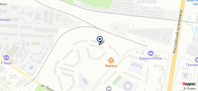 Kapustin Build на карте