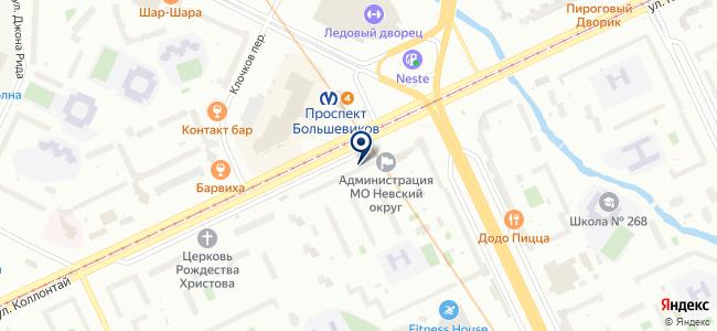 РосПромСвет на карте