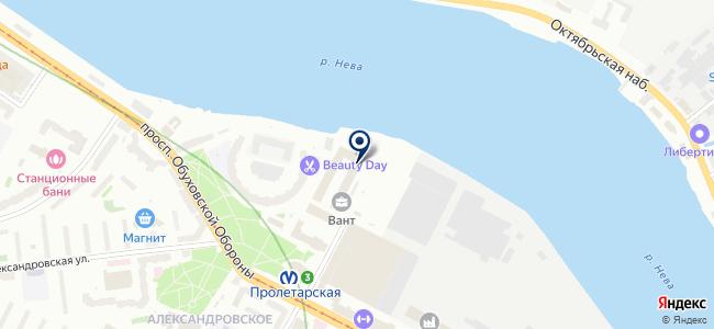 Максима Энерджи на карте