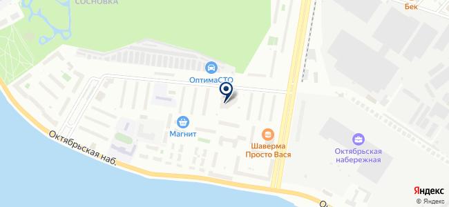 Электрореммонтаж, ООО на карте
