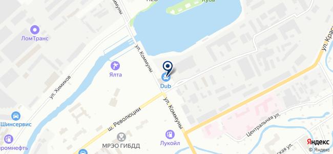 Родикон, ООО на карте