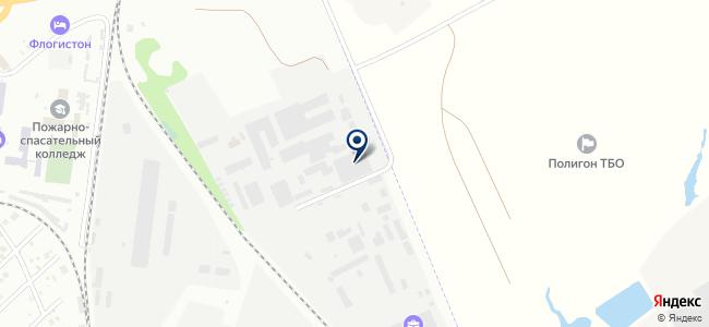 Электродвигатель на карте