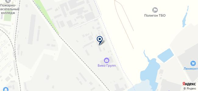 Horsvet на карте