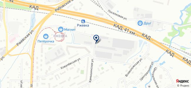 Mister Svet на карте
