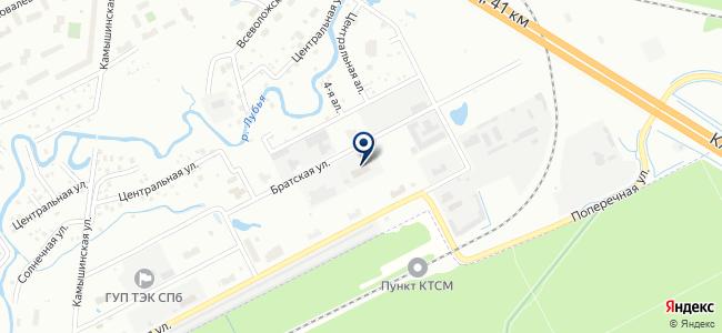 Led Магазин на карте