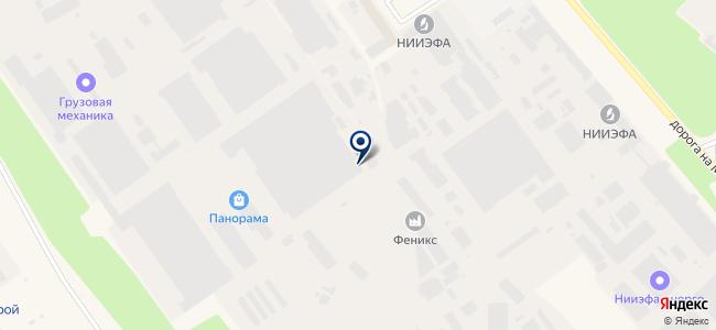 Ленинградский электромашиностроительный завод, ООО на карте