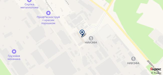 АрхиМет Апекс на карте
