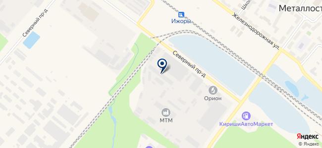 Пром-Энерго Сервис, ООО на карте