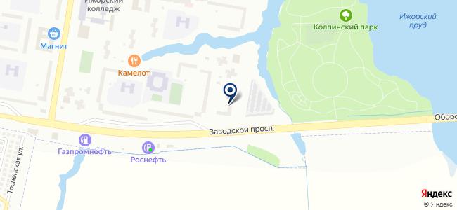 Фэнтэзи лайт, ООО на карте