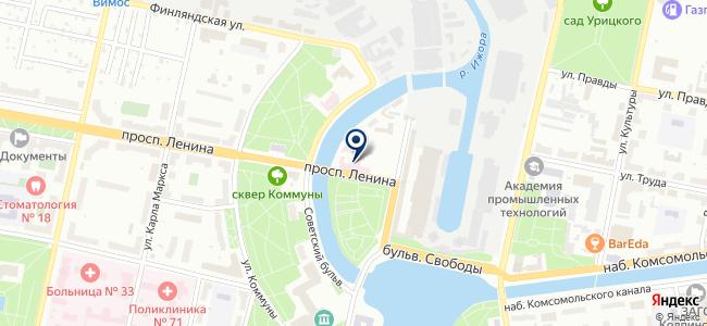 Фирма Изотерм, ОАО на карте
