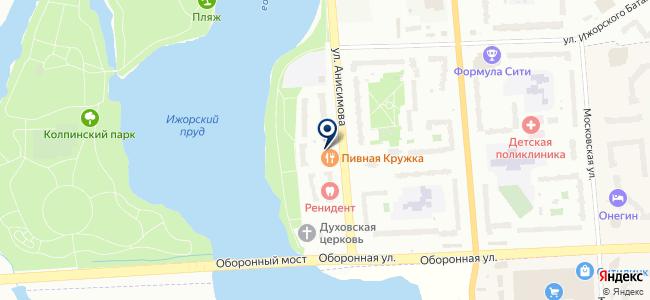 ТРАНСЭЛЕКТРОМАШ, ООО на карте