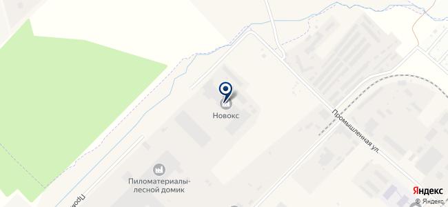 Бриг, ООО на карте