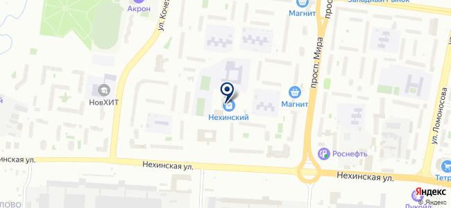 Телесмайл на карте
