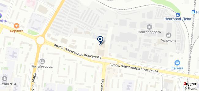 Магазин промышленного оборудования и инструмента на карте