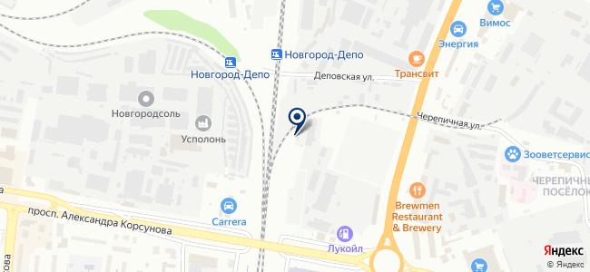 НовЦентр, ООО на карте