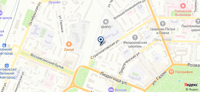 Ай-Пи Электроникс на карте