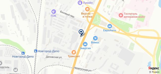 СМТ на карте