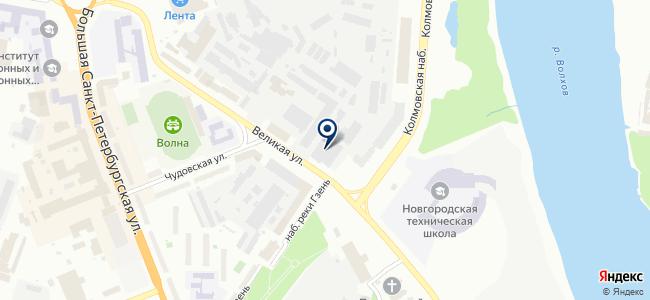 Транском, ООО на карте