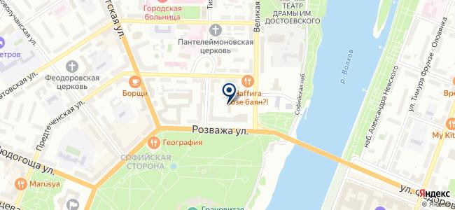 ЗИП, ООО на карте