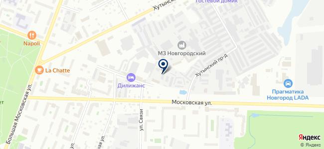 Спецэнерго Плюс на карте