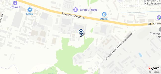 Стройэлектромонтаж, ООО на карте