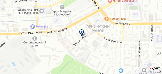 КВАНТ-СБ, ООО на карте