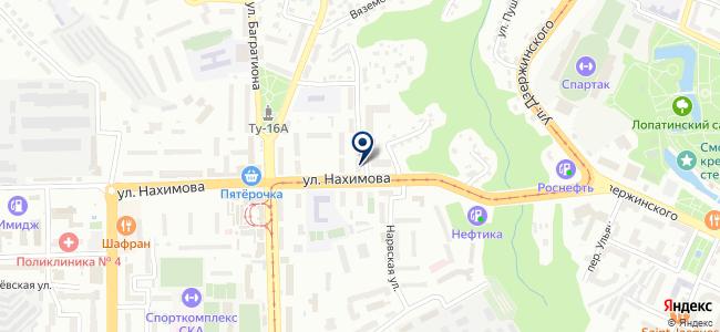 АСБ-КОМПЛЕКТ, ООО на карте