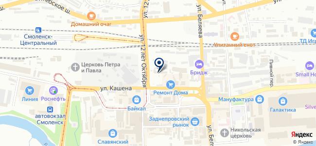 Экспрессавто, ООО на карте