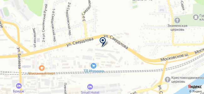 Ронита, ООО на карте