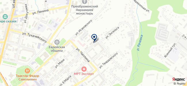 Технопромэксперт, ЗАО на карте