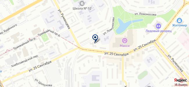 Оптовая компания, ИП Белкин В.В. на карте